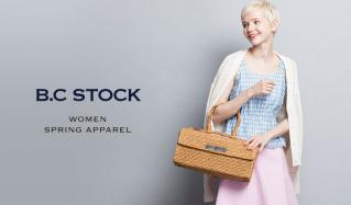 B.C STOCK WOMEN SPRING APPAREL(ベーセーストック)のセールをチェック