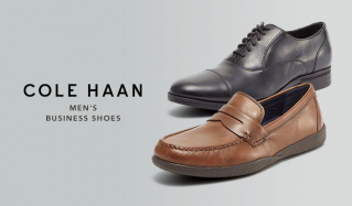 COLE HAAN MEN'S  BUSINESS SHOES(コール ハーン)のセールをチェック