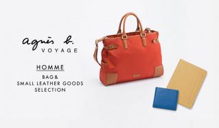 AGNES B.VOYAGE HOMME BAG&SLG SELECTION(アニエスベー ボヤージュ)のセールをチェック