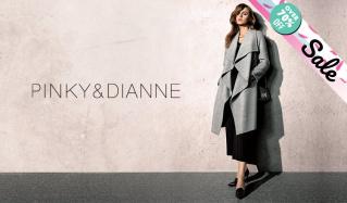 PINKY & DIANNE_OVER 70%OFF_APPAREL(ピンキーアンドダイアン)のセールをチェック
