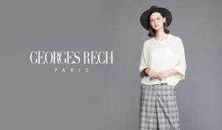 GEORGES RECH_SUMMER &  EARLY AUTUMN SELECTION(ジョルジュ レッシュ)のセールをチェック