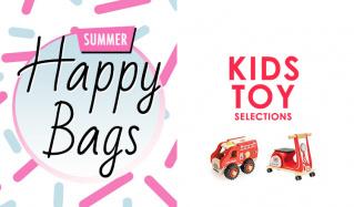 HAPPYBAG_KIDS TOY SELECTIONのセールをチェック