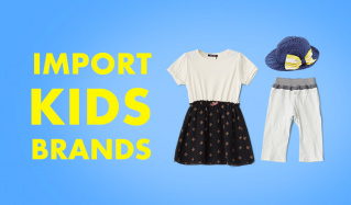 IMPORT KIDS BRANDS(アランアレン)のセールをチェック