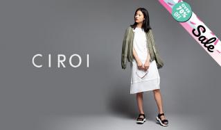 CIROI_OVER70%OFF(シロイ)のセールをチェック