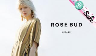 ROSE BUD_OVER 70% OFF_APPAREL(ローズ バッド)のセールをチェック