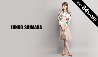 JUNKO SHIMADA(ジュンコ シマダ)のセールをチェック