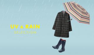 UV&RAIN SELECTIONのセールをチェック