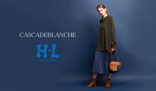 CASCADEBLANCHE / H・Lのセールをチェック