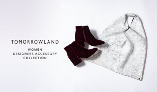TOMORROWLAND WOMEN DESIGNERS ACCESSORY COLLECTIONのセールをチェック
