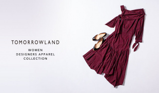 TOMORROWLAND WOMEN DESIGNERS APPAREL COLLECTIONのセールをチェック