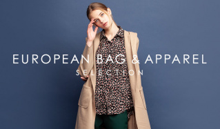 EUROPEAN BAG&APPAREL SELECTIONのセールをチェック