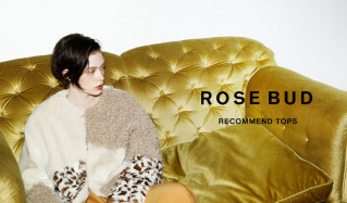 ROSE BUD -RECOMMEND TOPS-(ローズ バッド)のセールをチェック