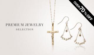 PREMIUM JEWERLY SELECTION-OVER 70%OFF-のセールをチェック