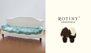 ROTINY SHEEPSKIN -LIVING SELECTION_(ロティニー・シープスキン)のセールをチェック