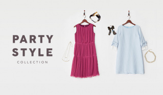 PARTY STYLE COLLECTIONのセールをチェック
