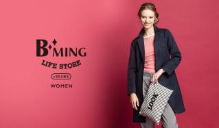 B:MING LIFE STORE by BEAMS WOMEN(ビームス)のセールをチェック