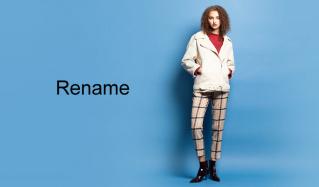 RENAME(リネーム)のセールをチェック