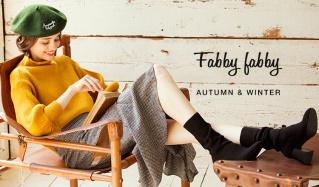 FABBY FABBY  - AUTUMN & WINTER -(ファビーファビー)のセールをチェック