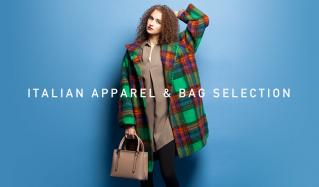 ITALIAN APPAREL&BAG SELECTION(モードフルーレ)のセールをチェック