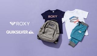 ROXY GIRLS / QUIKSILVER BOYSのセールをチェック