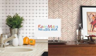 簡単に模様替え RoomMates-wall sticker(ルームメイツ)のセールをチェック