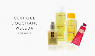 CLINIQUE/L'OCCITANE/WELEDA and more(クリニーク)のセールをチェック