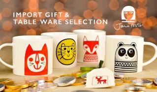 IMPORT GIFT & TABLE WARE SELECTION(メイクインターナショナル)のセールをチェック