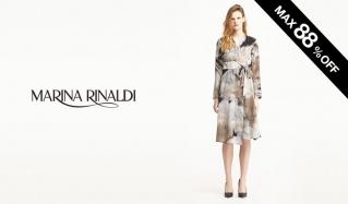 MARINA RINALDI -PRE SPRING-(マリナ リナルディ)のセールをチェック