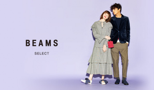 BEAMS -SELECT-(ビームス)のセールをチェック