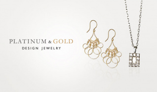 PLATINUM & GOLD DESIGN JEWELRYのセールをチェック