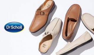 働く女性の足をサポート_DR.SCHOLL FOOTWEAR(ドクターショール フットウェア)のセールをチェック