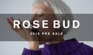 ROSE BUD -2018 PRE SALE-(ローズ バッド)のセールをチェック