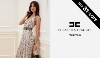 ELISABETTA FRANCHI -PRE SPRING-(エリザベッタ フランキ)のセールをチェック