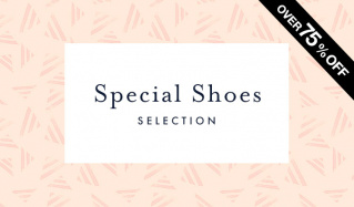 SPECIAL SHOES SELECTION  -OVER75%OFF-(ファビーファビー)のセールをチェック
