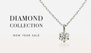 DIAMOND COLLECTION -NEW YEAR SALE-のセールをチェック