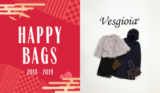 VESGIOIA -HAPPY FUR YEAR -HAPPY BAGのセールをチェック