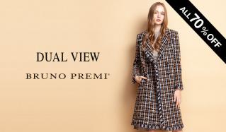 DUAL VIEW/BRUNO PREMIのセールをチェック