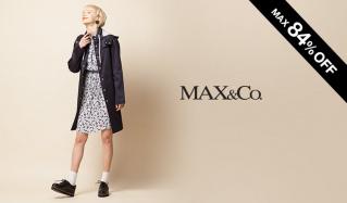 MAX & CO.(マックスアンドコー)のセールをチェック