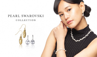 PEARL SWAROVSKI -petit luxurious selection-のセールをチェック