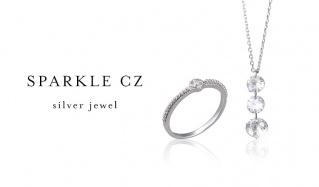 SPARKLE CZ -silver jewel-のセールをチェック
