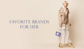 FAVORITE BRANDS FOR HER(ロンハーマン)のセールをチェック