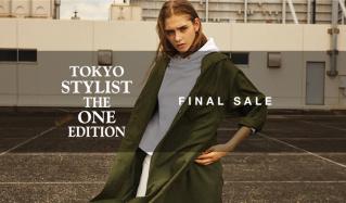 TOKYO STYLIST THE ONE EDITION -FINAL SALE-のセールをチェック
