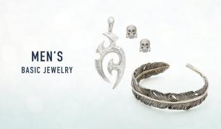 Mens Basic Jewelryのセールをチェック