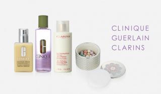 CLINIQUE/GUERLAIN/CLARINS(クラランス)のセールをチェック