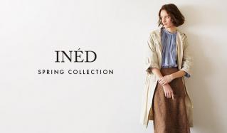 INED -SPRING COLLECTION-(イネド)のセールをチェック