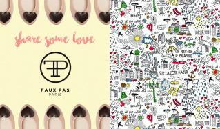 FAUX PAS PARIS - 雨の日も楽しく! -(フォーパパリス)のセールをチェック