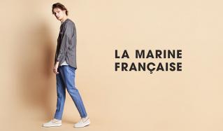 LA MARINE FRANCAISE MEN(マリンフランセーズ)のセールをチェック