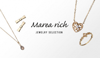 MAREA RICH JEWELRY SELECTION(マレアリッチ)のセールをチェック