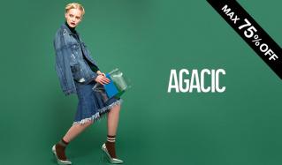 AGACIC(アガシック)のセールをチェック