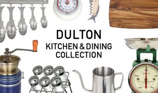 DULTON -KITCHEN&DINING COLLECTION-のセールをチェック